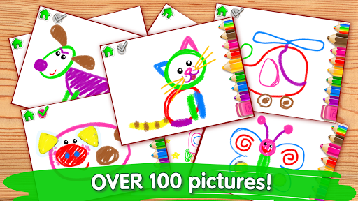 Foto do Drawing for Kids Learning Games for Toddlers age 3