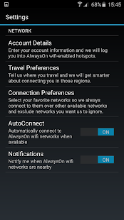 AlwaysOn wifi- screenshot thumbnail