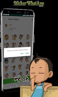 App Jawa Punya Stickers For WhatsApp/Sticker WA APK for Windows Phone