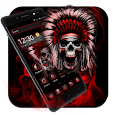 Blood Hell Skull Launcher icon