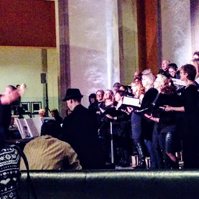 AGO Friday Nights: nostalgia and newchoir