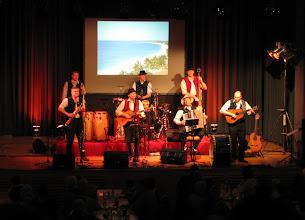 Photo: Die Cuba Boarischen am 13.11.2010  im Festaal von Bergen  Veranstalter Staudacher Musikbühne