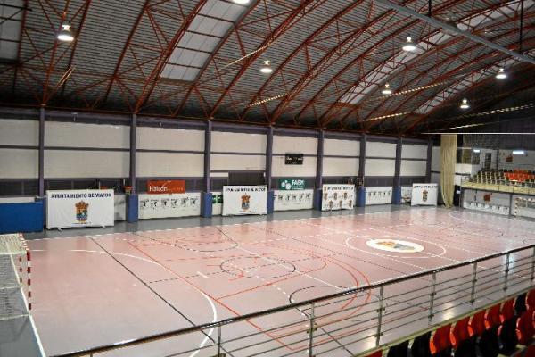 Campeonato de espa a - Pabellon de deportes de madrid ...