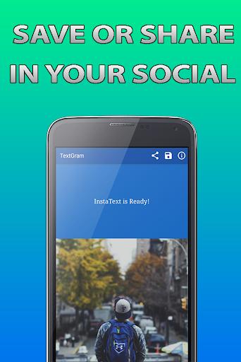玩免費遊戲APP|下載InstaText - Textgram app不用錢|硬是要APP