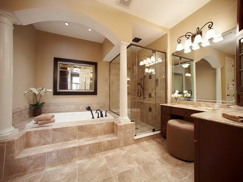 Modern bathroom design 2017 android apps on google play for Bath remodel 2017