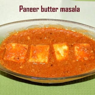 Paneer Butter Masala Without Tomato Recipes