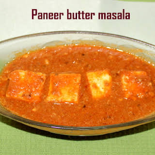 Paneer Butter Masala Without Tomato Recipes.