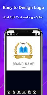 Logo maker 2020 3D logo designer, Logo Creator app 5