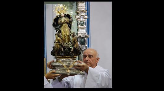 Fallece Rafael Zurita, párroco de la iglesia de Santa María en Albox