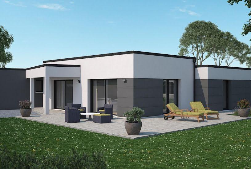 Vente Terrain + Maison - Terrain : 1800m² - Maison : 134m² à Nouaillé-Maupertuis (86340)