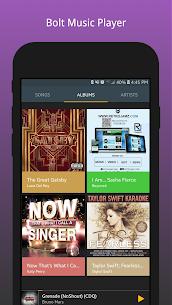 Bolt Music Plus – Mp3 Player, Audio Player 1.0 [MOD APK] Latest 1