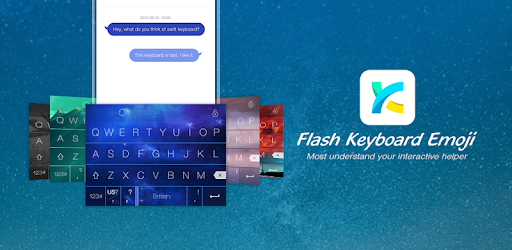 Flash Keyboard Emoji