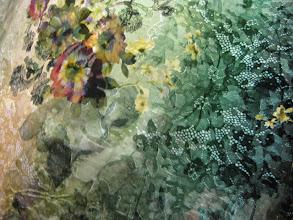 Photo: Ткань: Деворе бархатное натуральный шелк ш.140 цена 3500руб.