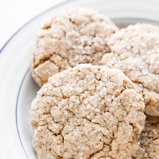 Vanilla Chai Cookies.