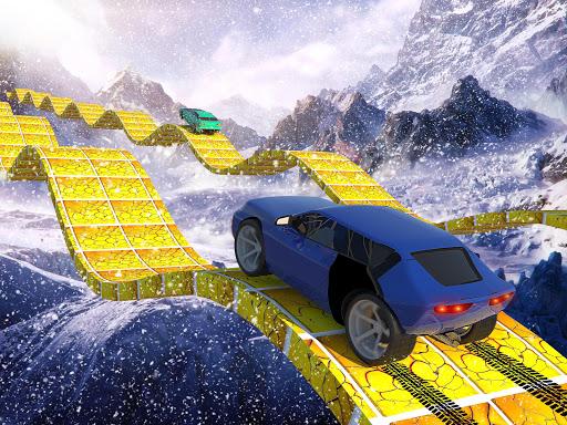 Car Stunts 3D Free Races: Mega Ramps Car Driving apktram screenshots 4
