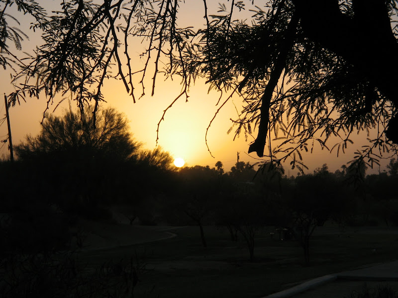 Photo: 2012 Summer Solstice Sunrise in Phoenix