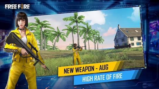 Garena Free Fire: 3volution 8