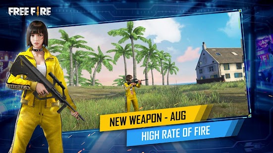 Garena Free Fire: 3volution Screenshot