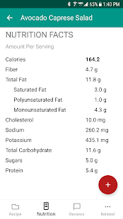 Download Healthy Recipes & Calculator For PC Windows and Mac apk screenshot 7