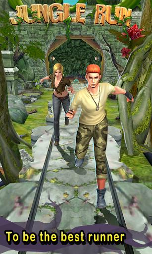 Jungle Run Lost Temple  captures d'écran 1