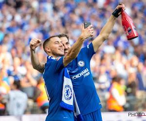 Chelsea fixe ses conditions pour un départ d'Hazard