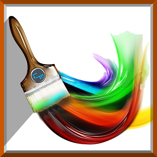 Draw sketch: Brush Illustrator 遊戲 App LOGO-硬是要APP