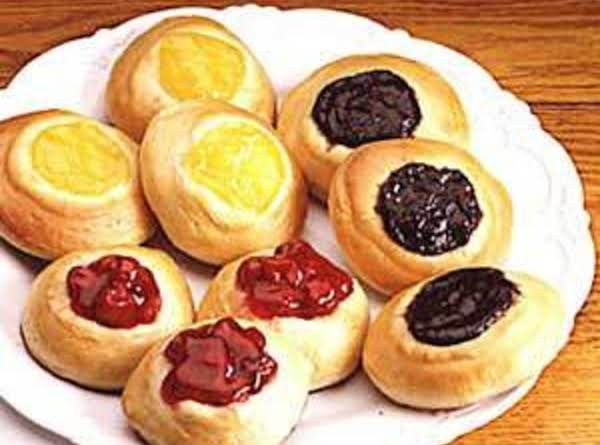 Czech Kolace Or Kolache Recipe