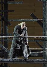 Photo: CHOWANSCHTSCHINA am Wiener Staatsoper 20.9.2015. Jewgenij Nikitin. Foto: Wiener Staatsoper/ Pöhn