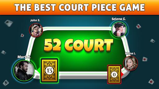 Court Piece - My Rung & HOKM  screenshots 4