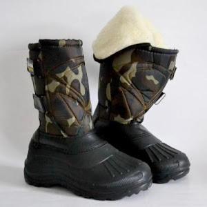 Cizme Alaska impermeabile, usoare, antiderapante, calduroase