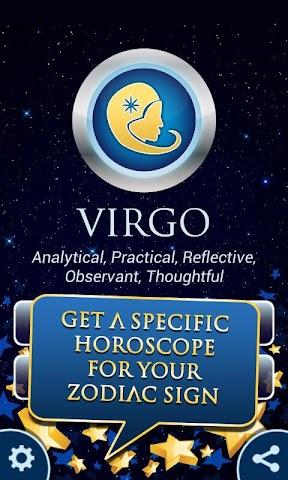 android Virgo Horoscope 2015 HD Screenshot 0