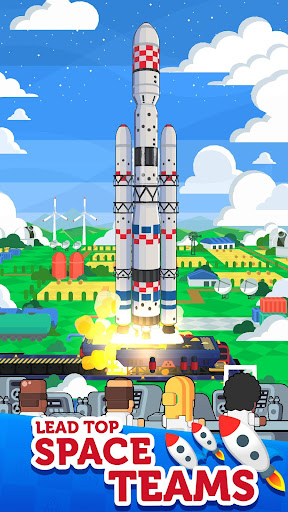 Rocket Star - Idle Factory, Space Tycoon Games 1.12.1 screenshots 2