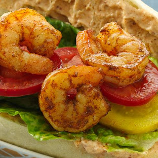 Shrimp Po Boys
