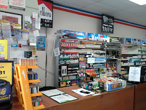 Photo: tobacco store