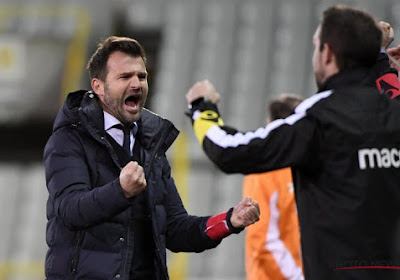 Ivan Leko was tevreden over de prestaties van nieuwkomers Ivan Tomecak en Vladimir Gabulov tegen Antwerp