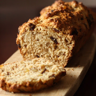 My Ginger, Date & Nut Bread