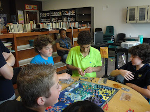 Photo: People playing Risk again