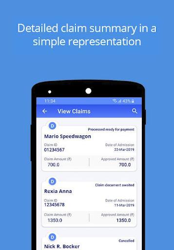 MediBuddy - Platform for Cashless Healthcare screenshot 5