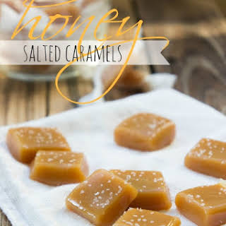 Honey Salted Caramels.