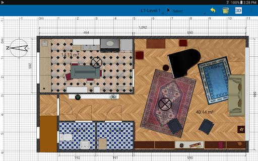 Renovations 3D 2.25 screenshots 7