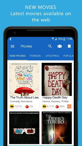 Screenshot for Free Movies & Tv Shows in United States Play Store