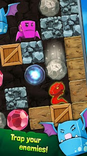 ApkMod1.Com Dig Out! + (Infinite Gold & More) For Android Game Puzzle
