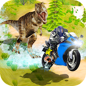 Dino Fast Bike Racing