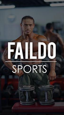 android Faildo Sports Screenshot 0