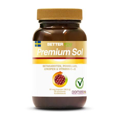 Better You Premium Sol 50 kapslar