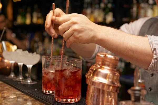 Tree Line Cocktail (colorado) Recipe