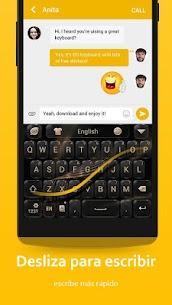 Teclado GO – Free emoticons, Emoji keyboard 6