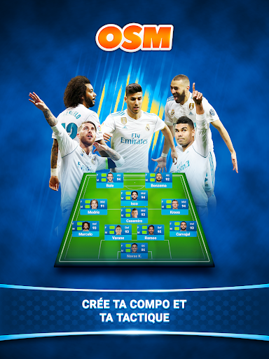 Online Soccer Manager (OSM)  captures d'u00e9cran 15