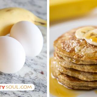 Banana-Egg Pancake.