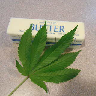 Cannabis Butter Recipe